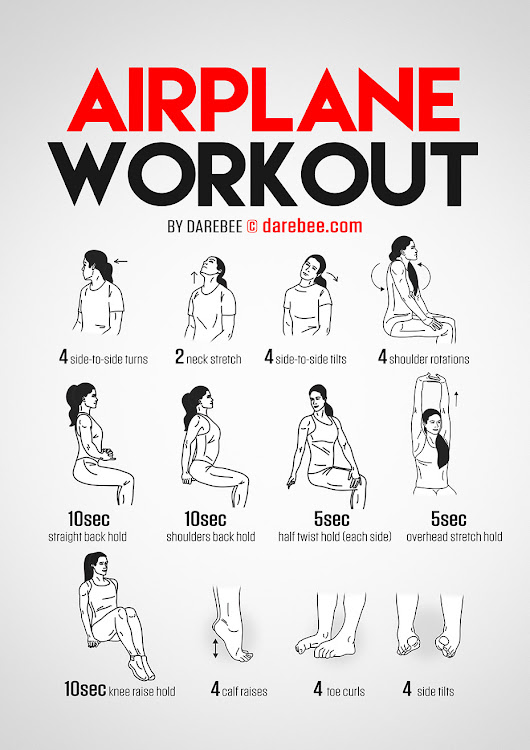Airplane Workout
