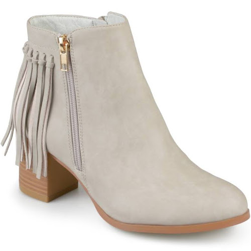 Journee Collection Women's Viv Ankle Boots