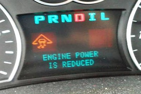 Reduced Engine Power Problem Fixed on FixMyOldRide.com