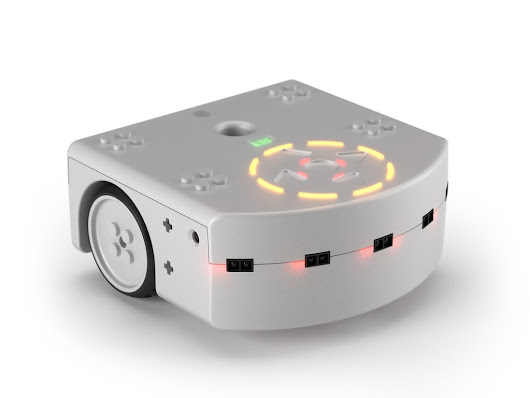 Kidbotics review: Thymio II | Robohub