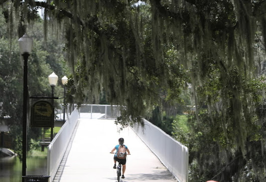 Orlando rated 'bike-friendly' -- Florida not so much