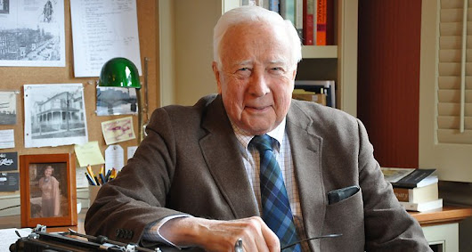 David McCullough Exclusive Signing at Left Bank Books