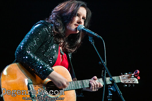 Brandy Clark at The Neighborhood Theatre - Charlotte, NC - 4/25/2015