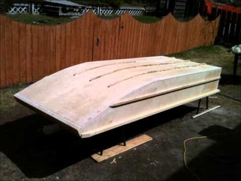 Topic How to make a rudder for jon boat ~ A. Jke