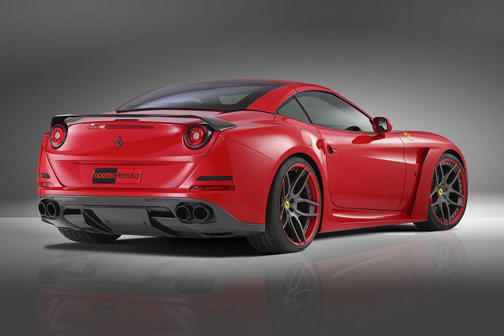 Novitec Ferrari California T Widebody Photo 7 14631