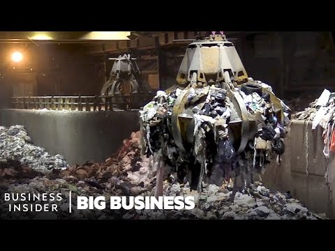 NYC's Trash Problem - We generate 3.2 Million Tons of Trash every year [Video]