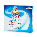 Mr Clean Magic Eraser Cleaning Pads - 2 Ea