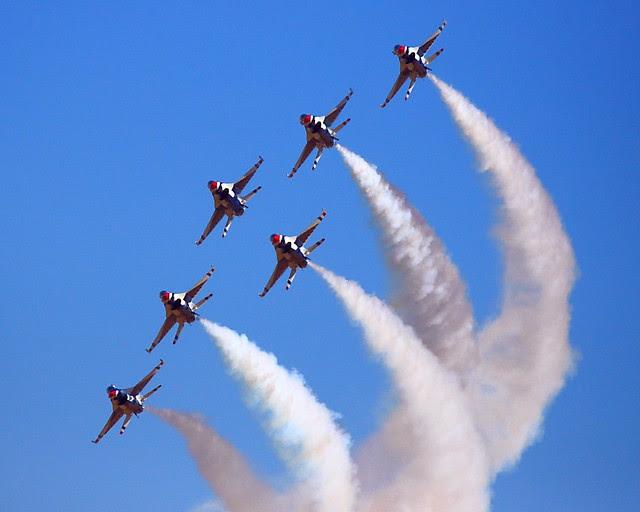 IMG_3340 Thunderbirds, Travis AFB Air Show
