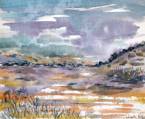 January 2014: Coyote Hills by apple-pine
