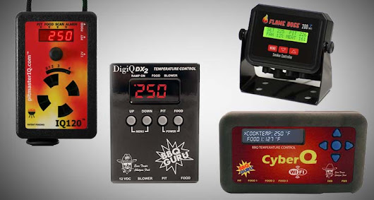 The best barbecue automatic temperature controllers - Smoked BBQ Source
