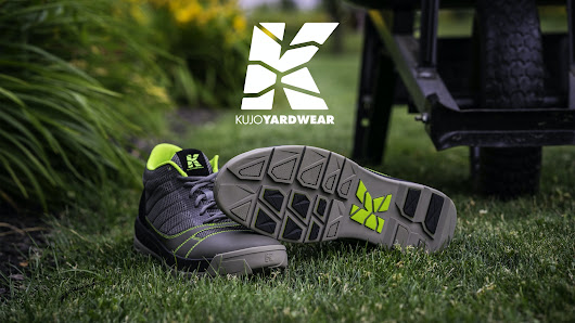 Kujo Yardwear - The first shoe ever created for yard work