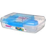 Sistema Food Storage Bento Box, Assorted - 1 count
