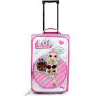 "Fab NY L.O.L. Surprise! 17"" Hardside Kids Suitcase - Pink, Girl's, Size: Large, Purple"