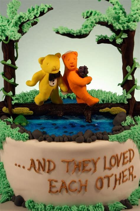 grateful dead wedding cake   grateful dead jerry bears