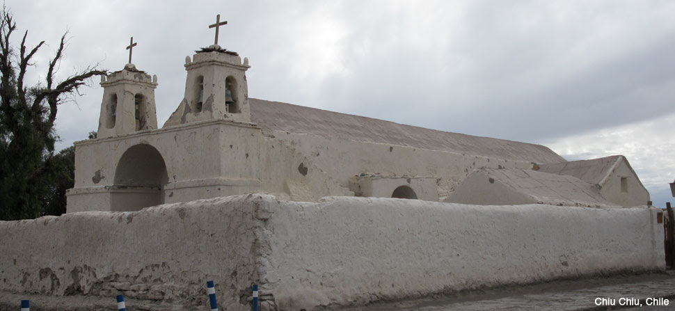 oldest church in Chile