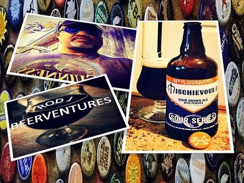 Beer Review: New Holland Mischievous II