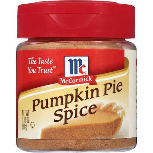 McCormick Pumpkin Pie Spice - 1.12 oz jar