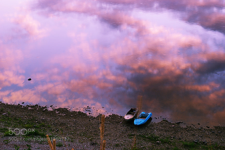 Photograph On the celestial river by Anton Vakhrushev on 500px