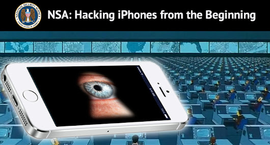 Minnov8 Gang 247 - NSA: Hacking iPhones from the Beginning