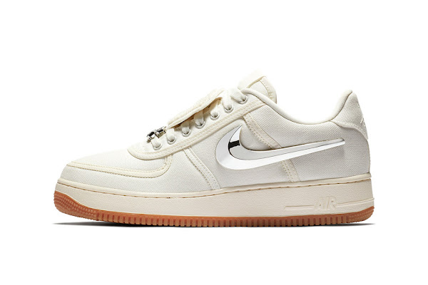 buy online 810da 72f1a Official Store List for the Travis Scott x Nike Air Force 1