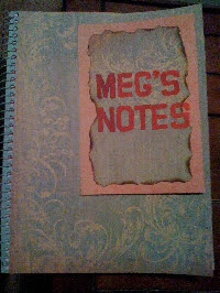 Swap-bot swap: Altered Notebook Swap Newbies Welcome!
