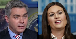 CNN's Jim Acosta Tried to Play Tough with Sarah Sanders After She Threatened to Ban Him
