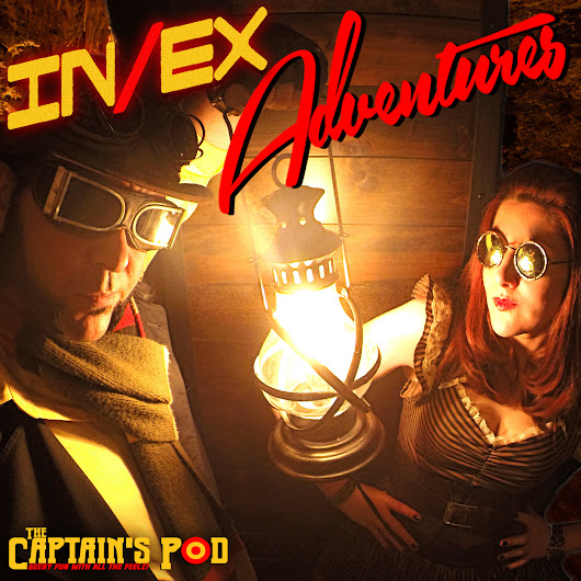The Captain's Pod: In/Ex Adventures #20 - Romance Styles of INFJ & ENFP