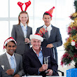 Should Alcohol Be Allowed at Company Holiday Parties?