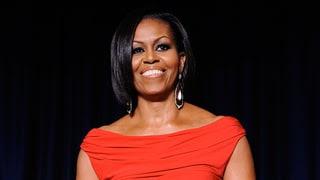 Michelle Obama's Go-To Designer Collaborates With Toms