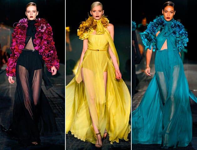 Gucci evening dresses 2011