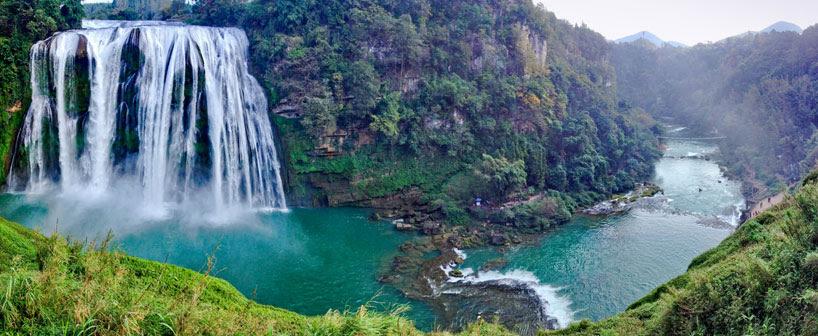 Cascada Huangguoshu - Guizhou