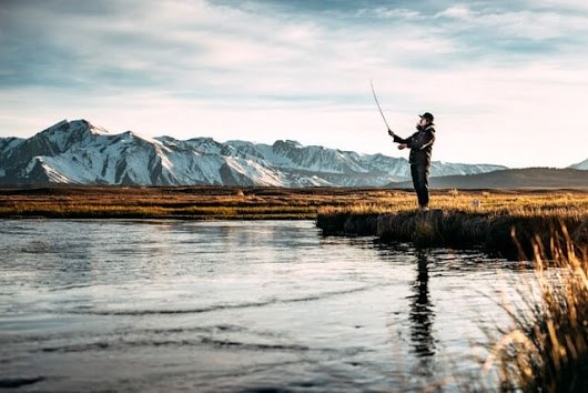 The 5 Best Places to Fish Around the World