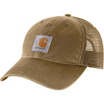 Carhartt Men's 100286 Buffalo Cap Dark Khaki - One Size