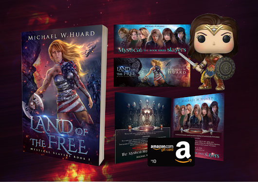 Land of the Free Pre-Order Giveaway! | Fiction-Atlas Press LLC