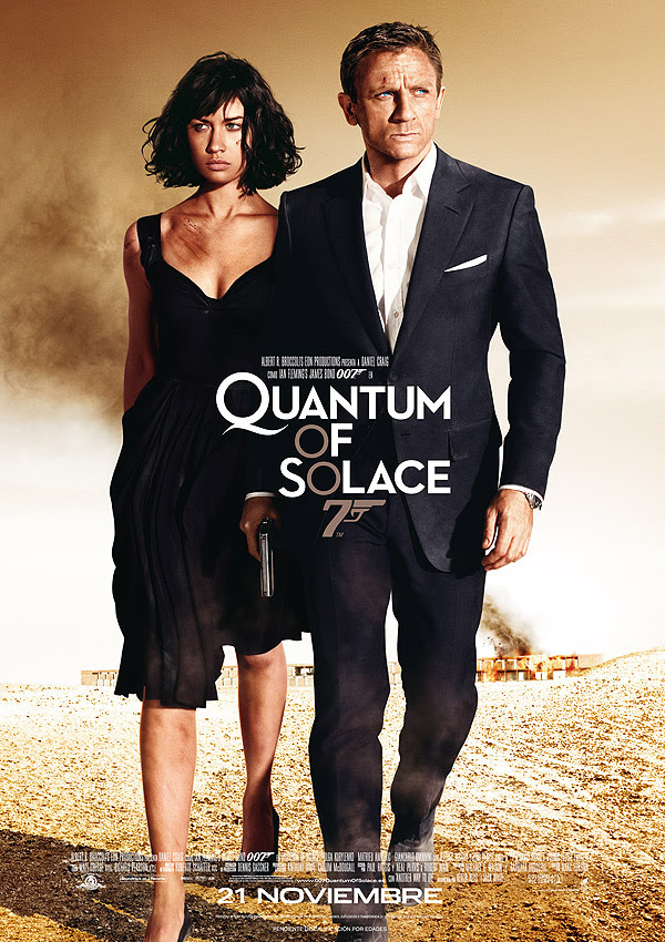 Quantum of Solace (Marc Forster, 2.008)