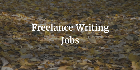 Freelance Writing Jobs Online, March 29, 2017