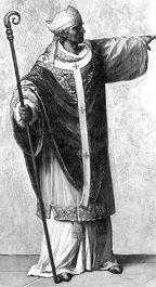 Saint Notger de Liège († 1008)
