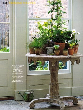TARA DILLARD: Garden Design Rule: The Tablescape