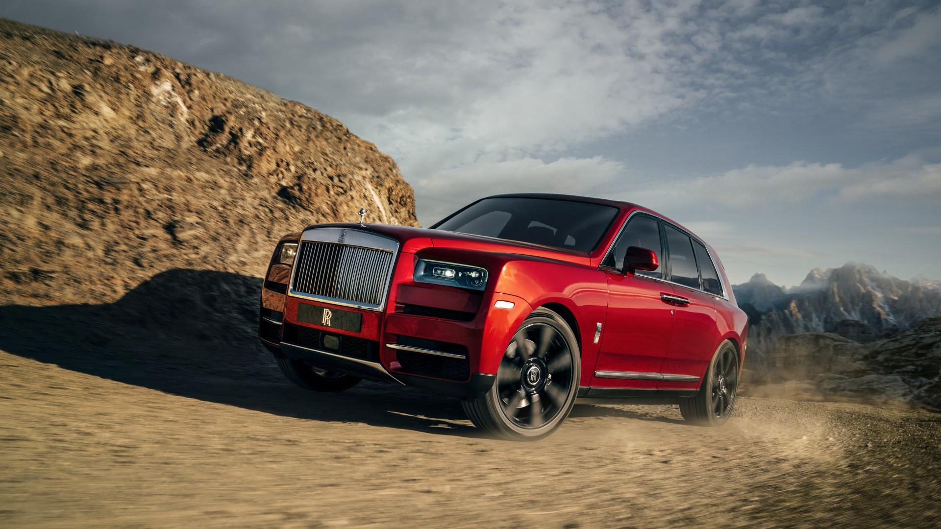 2018 Rolls-Royce Cullinan 4K Wallpaper | HD Car Wallpapers ...