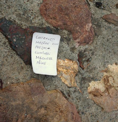 romanians in Cyprus (littering) :(