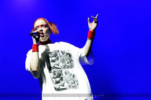 Live Review: Garbage - Cologne 2018