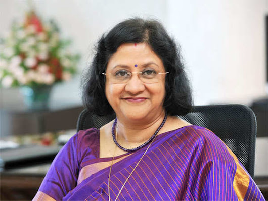 All interest rates will fall very soon: Arundhati Bhattacharya, SBI - The Economic Times