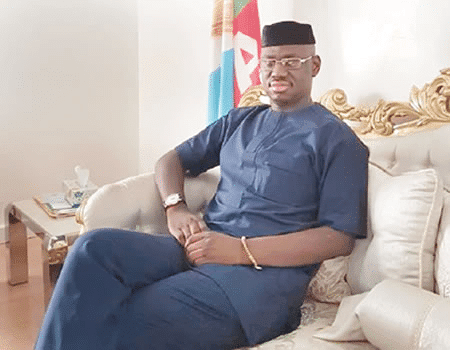 Timi Frank Exposes Fresh Plot To Arrest Saraki