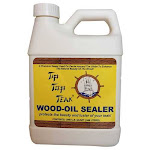 Tip Top Teak Tip Top Teak Wood Oil Sealer - Quart - *Case of 12*