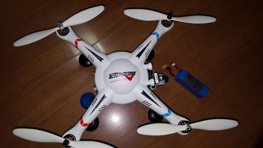XK Detect V303 – X380 Hybrid Quadcopter FPV Build – Mods and Overview (video)