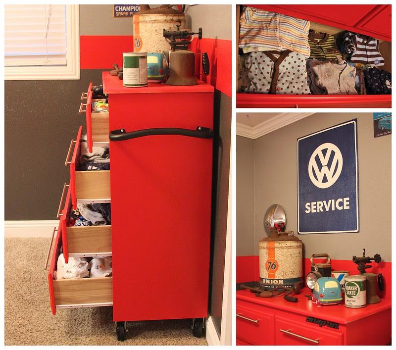 Holden's Garage Nursery 7-25-13 35