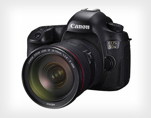 Canon 5Ds Leaked! It's a 50.6MP Full Frame DSLR