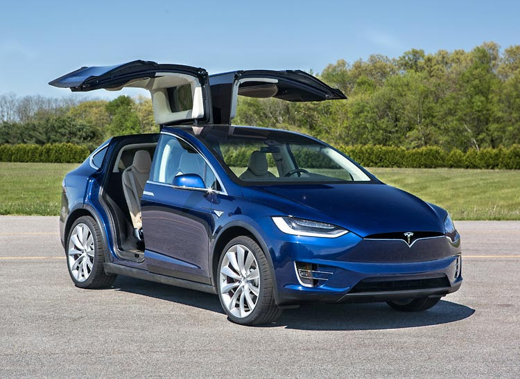 Image result for 2017 Tesla model S and X
