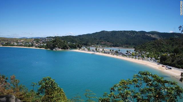 68. Kaiteriteri Beach, Nelson, New Zealand