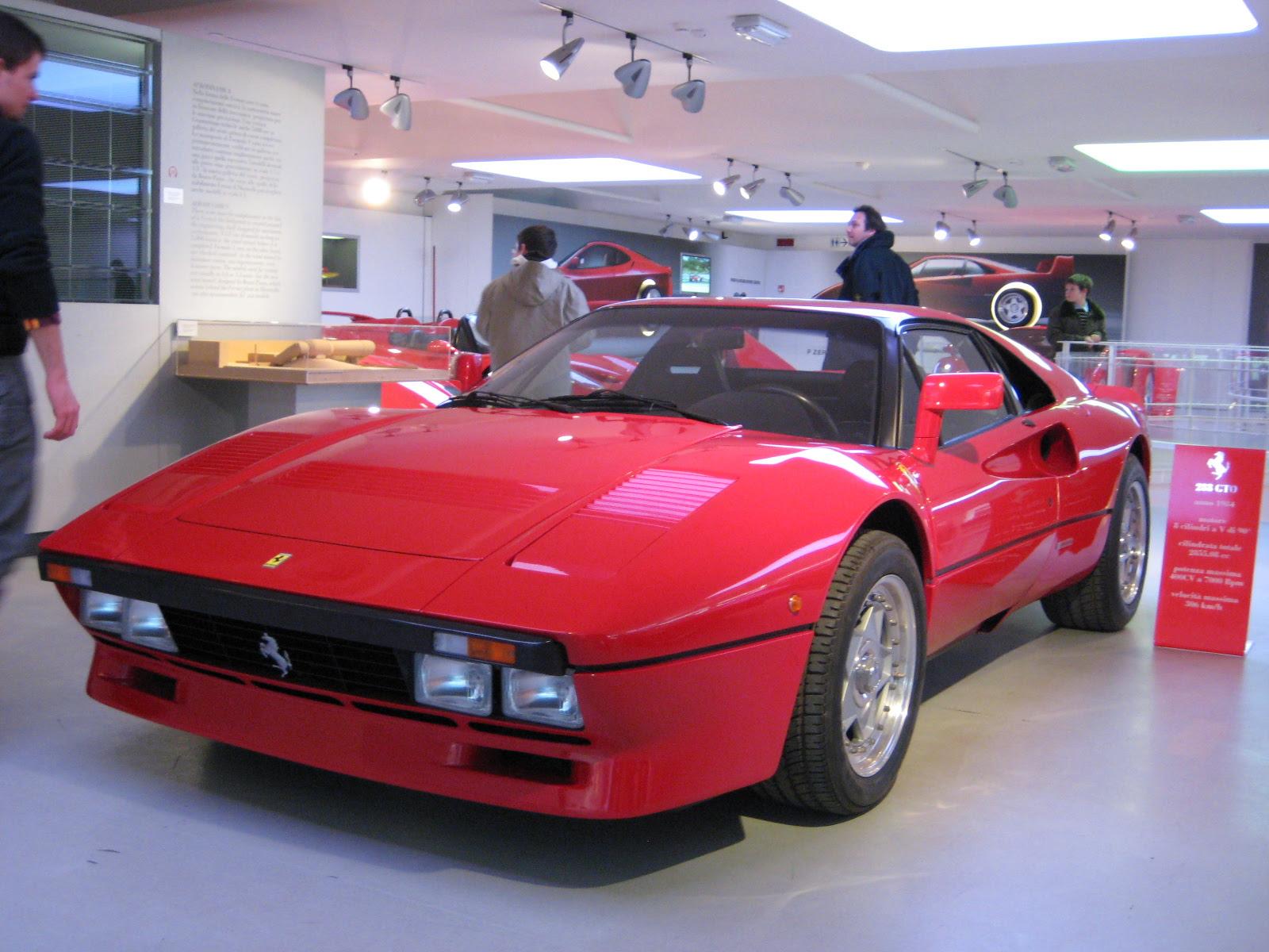 Auto sportive anni 80